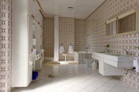 Das Bad von Erich Honecker