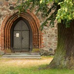 Eingang zu Immanuelkirche