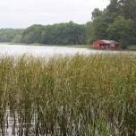 Bootshaus am Großen Lotzinsee