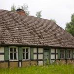 Ungenutztes Haus