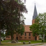 Kirche in Friedrichswalde