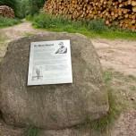 Gedenkstein für Horst Siewert