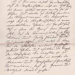 Handschrift von Franz Neumann