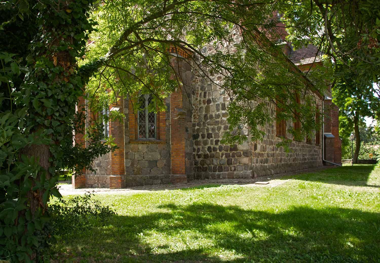 Kirche Altkünkendorf I