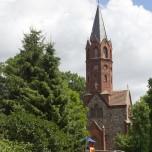 Kirche Altkünkendorf IV