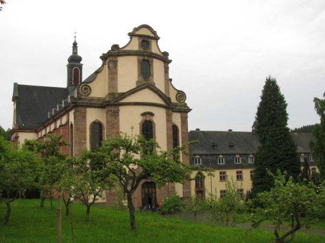 Kloster Himmerod am Eifelsteig