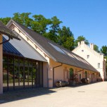 Besucherzentrum im Gutshof I