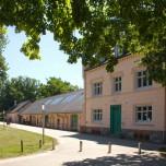 Besucherzentrum im Gutshof II