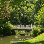 Brücke über den Schlosssee