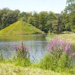 Tumulus, Seepyramide I