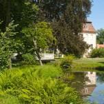 Blick zum Schloss III