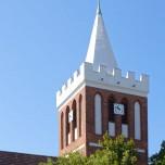 Werbener Kirchturm