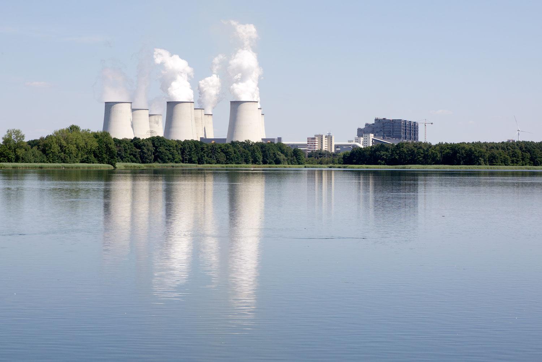 Teich & Kraftwerk VI