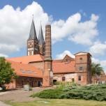 Blick zum Kloster I