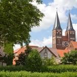 Blick zum Kloster II