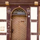 Tür in Tangermünde VI
