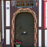 Tür in Tangermünde VII