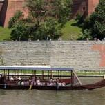 Boot mit Galionsfigur