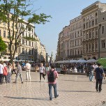 Auf dem Hauptmarkt I