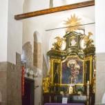 Altar der Adalbertkirche