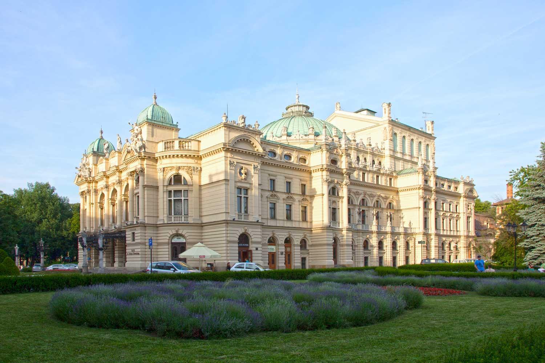 Juliusz-Słowacki-Theater II