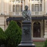 Büste Aleksander Graf Fredros