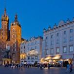 Abendliche Marienkirche II