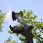 Feuerspeiender Drache I