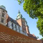 Blick zum Wawel II