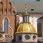 Kuppel der Zygmunt-Kapelle