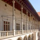 Königsschloss, Wandelgang