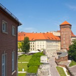 Blick vom Sandomierz-Turm I