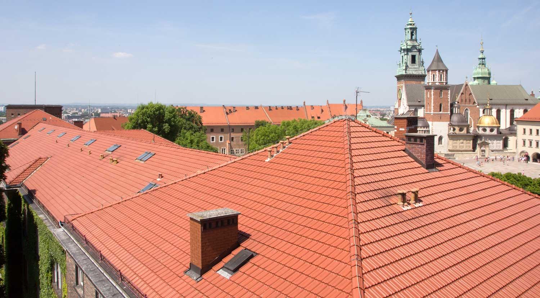 Blick vom Sandomierz-Turm III