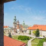 Blick auf den Wawel I