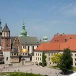 Blick auf den Wawel II