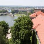 Blick auf Krakau II