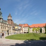 Wawel-Hof