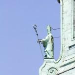 Figur an der Kathedrale II