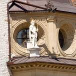 Figur an der Kathedrale III