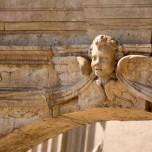Figur an der Kathedrale VII