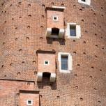 Sandomierz-Turm, Detail
