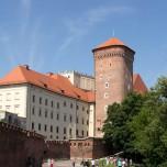 Wehrturm und Schloss