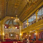 Tempel-Synagoge, Innen