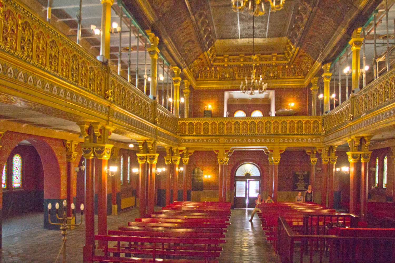 Tempel-Synagoge in Krakau