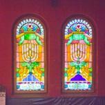 Tempel-Synagoge, Fenster I
