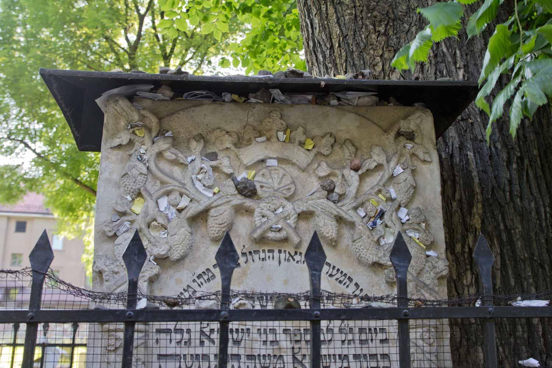 Friedhof Remuh XIII, Grab von Remuh