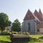 Kirche an der Planty