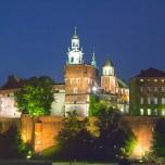 Nächtlicher Wawel III