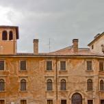 Alte Häuser am Dom
