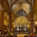 Dom Santa Maria Matricolare, Innen